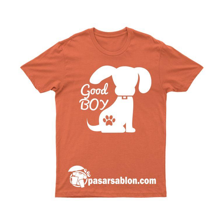 Pasar Sablon Kaos Good Boy 2