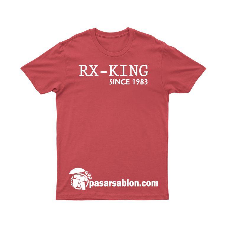 Pasar Sablon Kaos RX-King 1