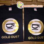 Terimakasih Pesanan Sablon Kaos Gold Dust