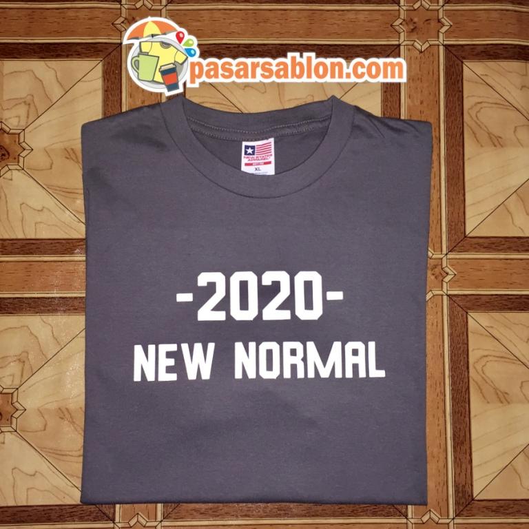 Pesanan Jasa Sablon Kaos Surabaya 2020 New Normal