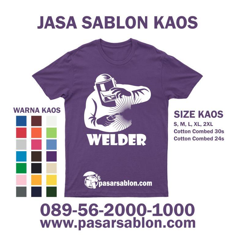 Jasa Sablon Kaos Satuan Welder Tukang Las 1