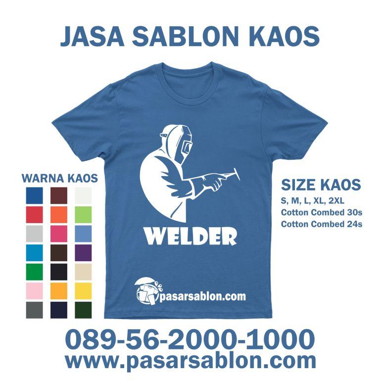 Jasa Sablon Kaos Satuan Welder Tukang Las 2