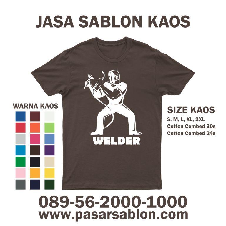Jasa Sablon Kaos Satuan Welder Tukang Las 3